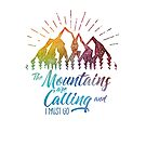 Call of the Mountains by Jessica Caldwell