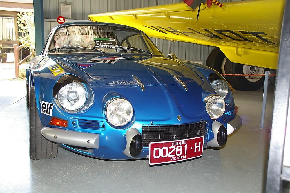 Alpine Renault A110 by Ozmoe