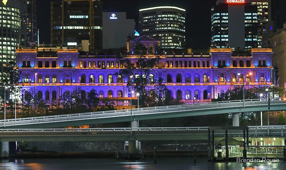 Brisbane Treasury Casino - Queensland, Australia by Brendan Rouse
