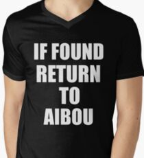 If found return to Aibou T-Shirt