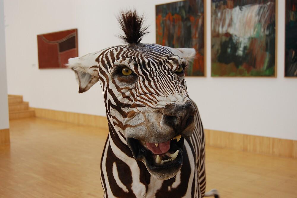 Art found in kunstgallerie Essl, Austria by venkman
