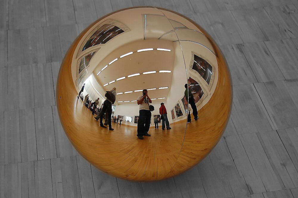 sphere @ kunstgallerie essl by venkman