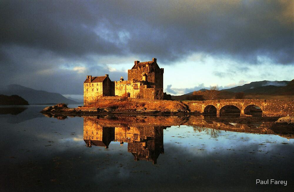 Eilean Donan Castle by Paul Farey