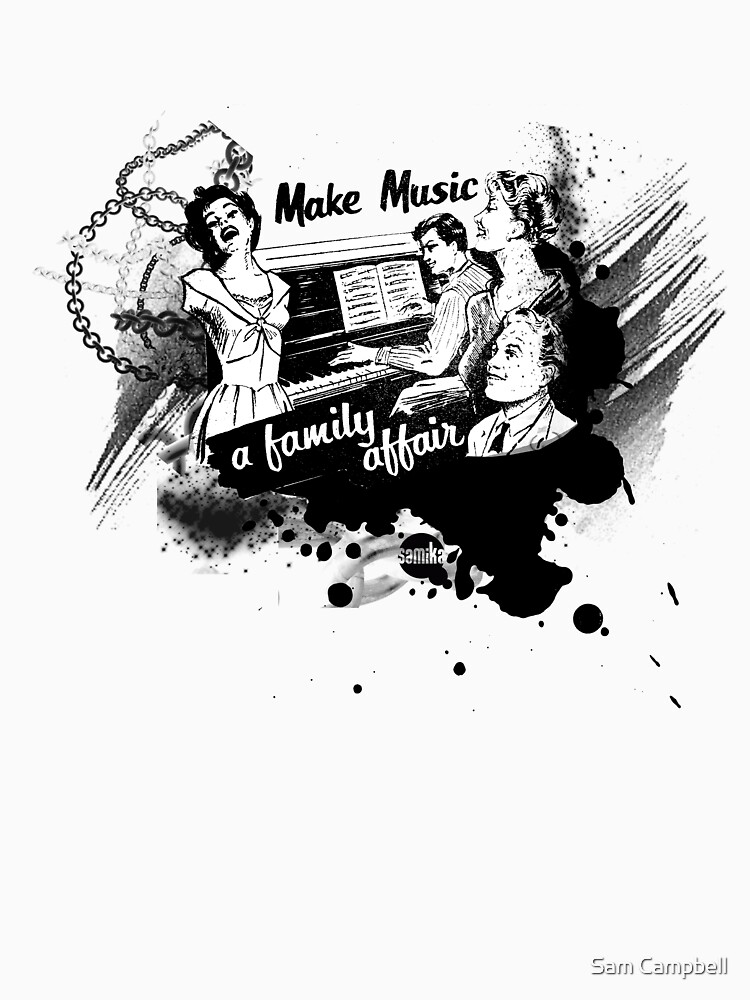 Make music by samika