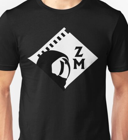 Zebra Monkeys Logo Unisex T-Shirt
