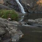1st Cedar Creek Falls by Brett Habener