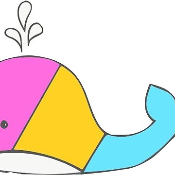 Pansexuwhale by photodelights
