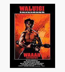 WAAAHmbo Photographic Print