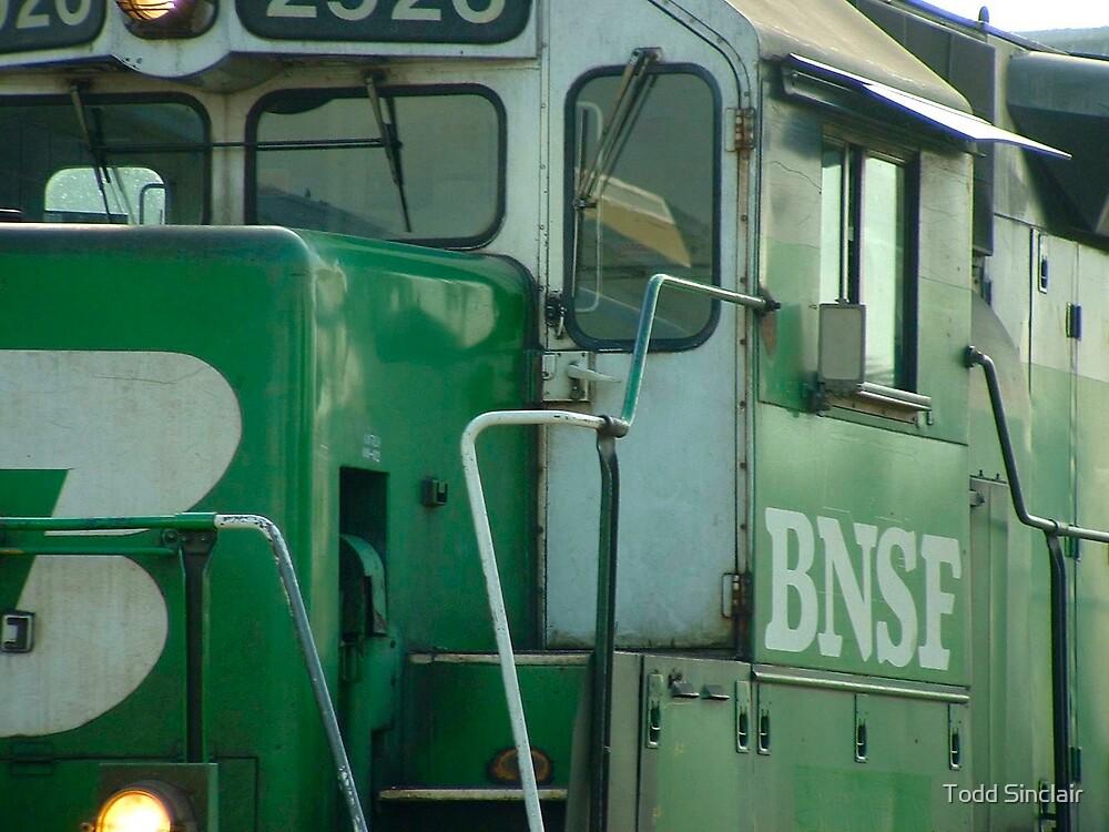 BNSF by Todd Sinclair