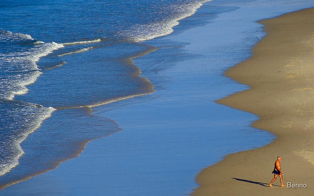 Beach by Benno
