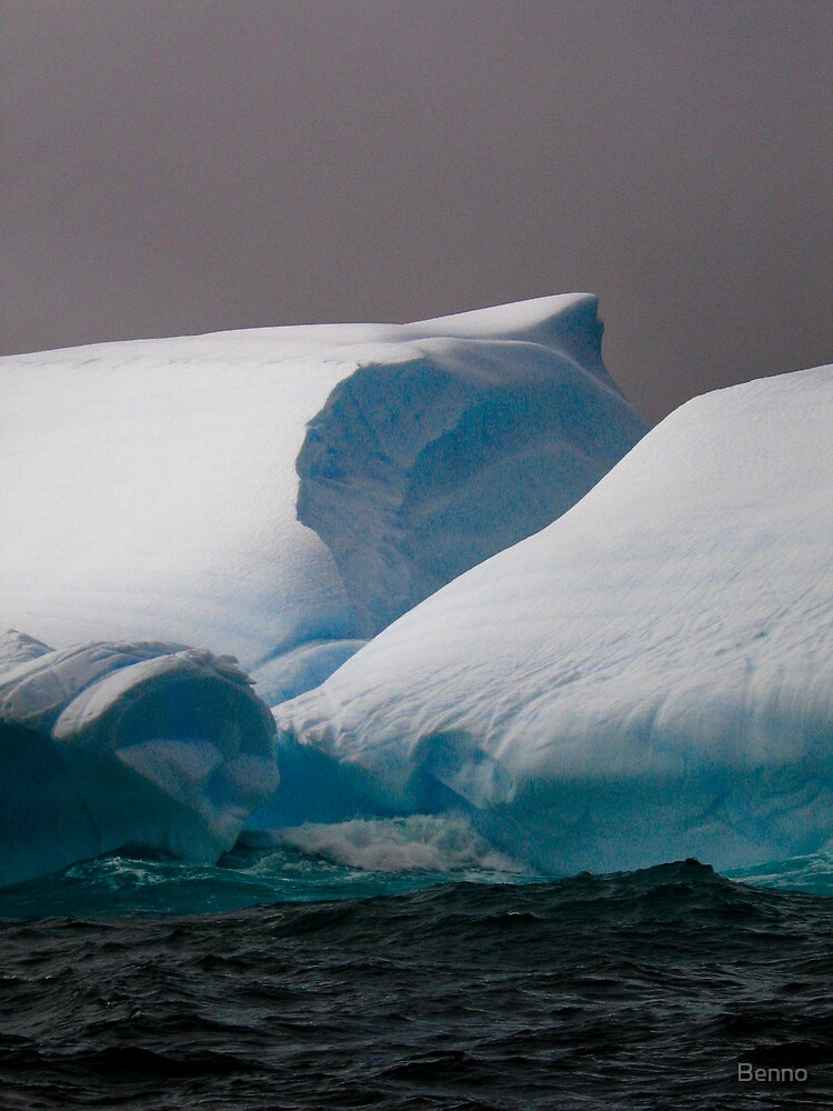 Ice II by Benno