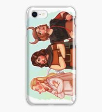 The Fellowship of 70s Fantasy Fashion iPhone Case/Skin