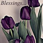 Easter Blessings... by Sherry Hallemeier