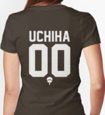 UCHIHA CLAN JERSEY (WHITE) T-Shirt