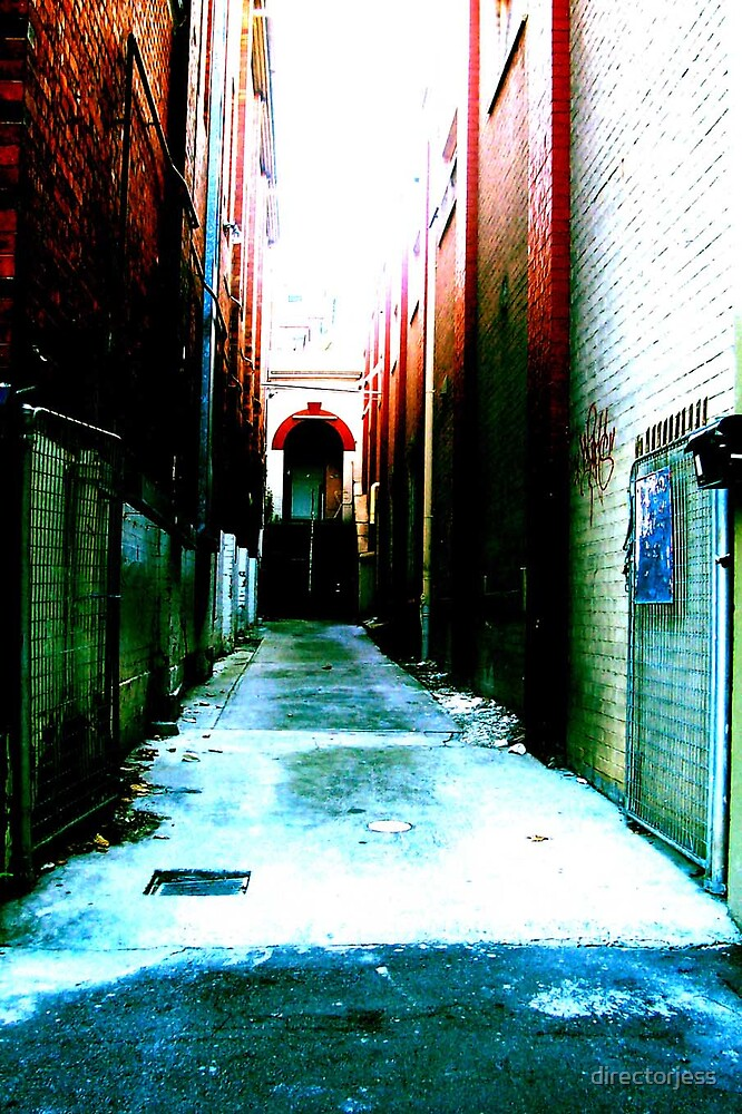alley way by directorjess