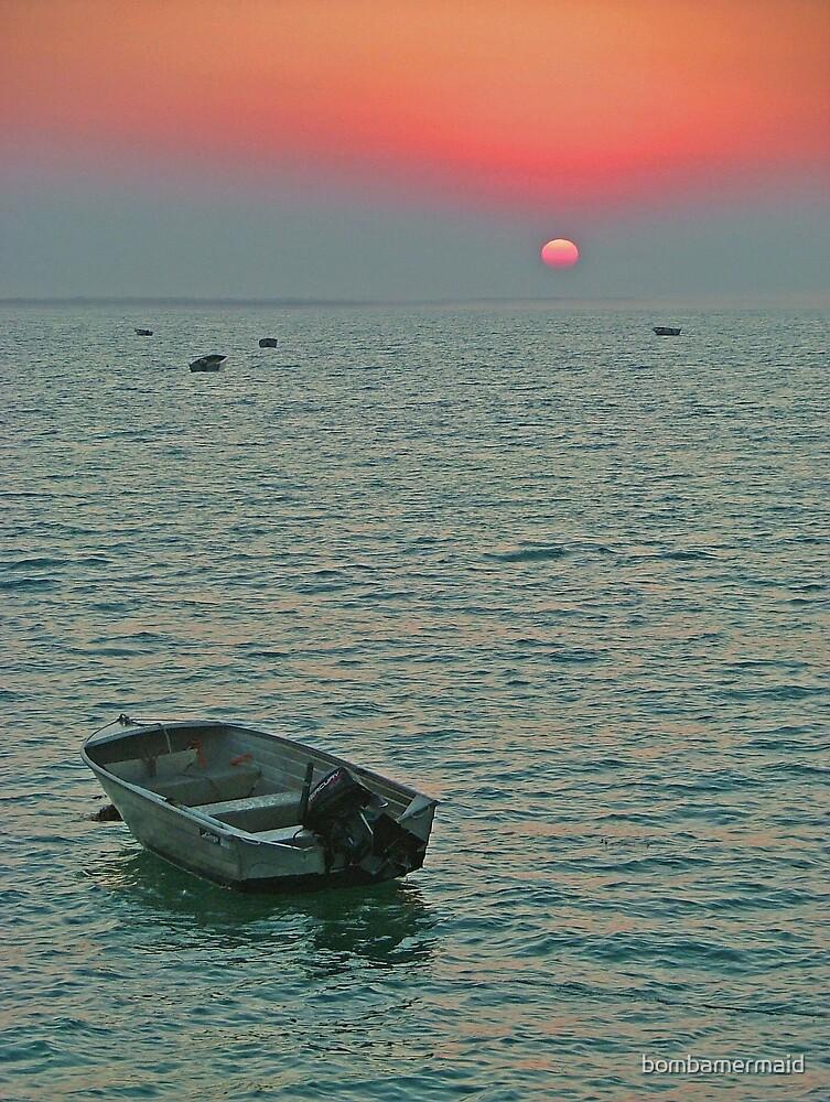 Sunrise @ Kingston SE by bombamermaid