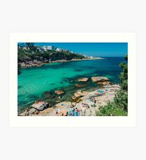 Gordon's Bay Art Print