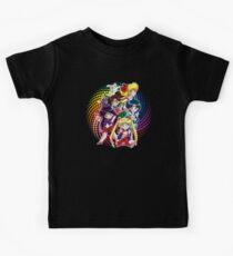 Sailor moon - Chibi Candy Edit. (Black) Kids T-Shirt