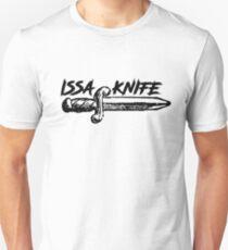 ISSA KNIFE - 21 SAVAGE Slim Fit T-Shirt