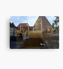Gallery Reflections #1 Metal Print