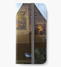 Gallery Reflections #1 iPhone Wallet/Case/Skin