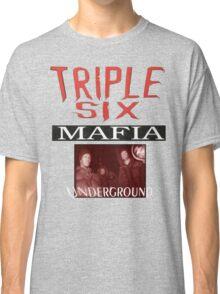 THREE SIX MAFIA Classic T-Shirt