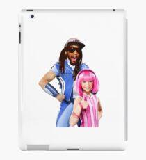 Lazy Town Lil Jon iPad Case/Skin
