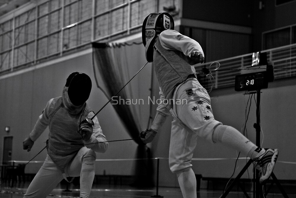 Australian National Fencing Tournament 2007, Perth WA  by Shaun Noonan