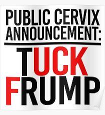Public Service Announcement: Posters | Redbubble