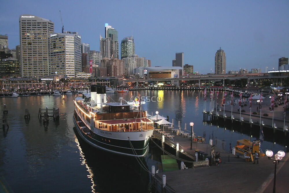 Darling Harbour by rossco