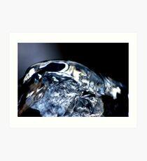 Glass Waters  Art Print