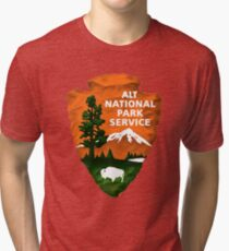 alt nps Tri-blend T-Shirt