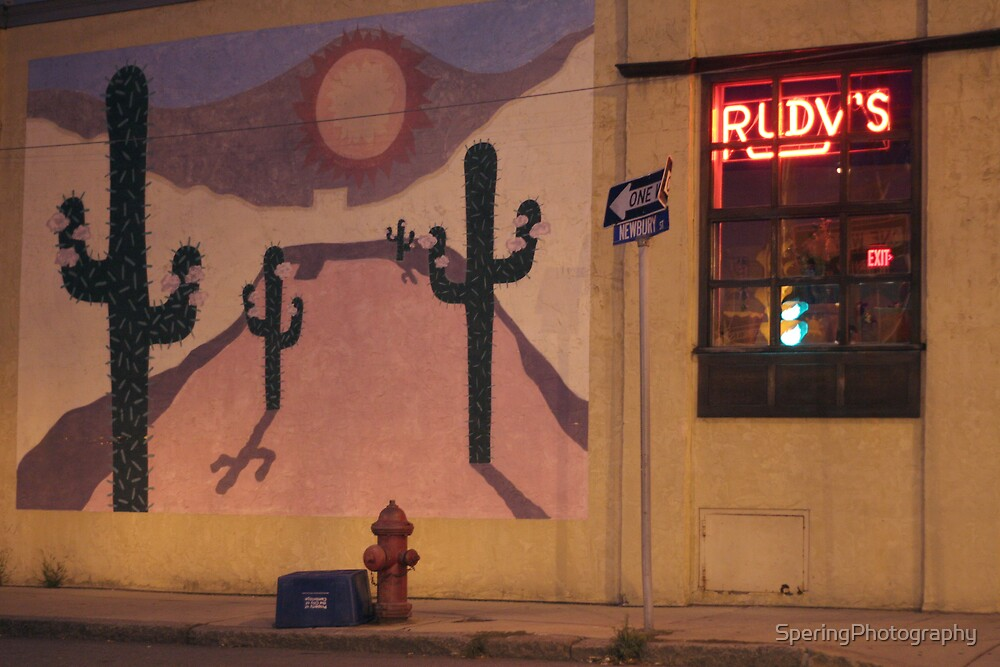 Rudy's by SperingPhotography