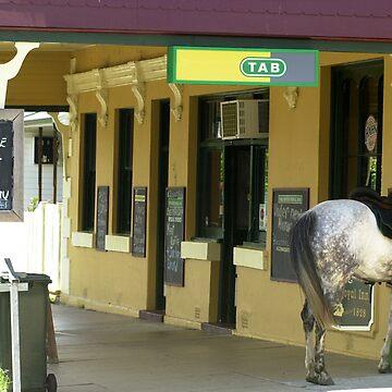Bettin Horses by jagphoto