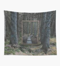 Mirror Of The Soul Wall Tapestry
