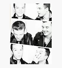 SHAMELESS-GALLAVICH Photographic Print