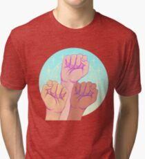 Women Can Together Tri-blend T-Shirt