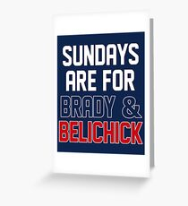 Sunday is for Greeting Card