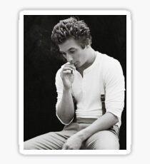 Jeremy Allen White Smoking Sticker