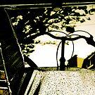 bike reflection by AnaBanana