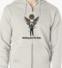 Battlestar Galactica - Starbuck - Bring On The Rain  Zipped Hoodie