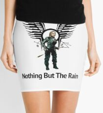 Battlestar Galactica - Starbuck - Bring On The Rain  Mini Skirt