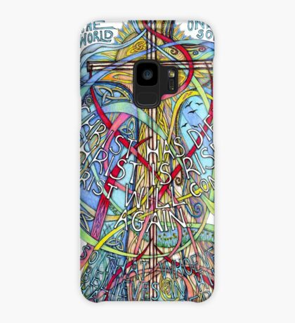 Christ is Risen Case/Skin for Samsung Galaxy