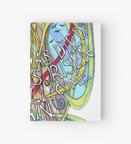 Christ is Risen Hardcover Journal
