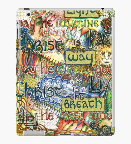 Christ is the Light iPad Case/Skin