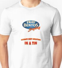 Fray Bentos Styling - Body Sculpture Unisex T-Shirt
