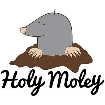 Holy Moley by Decibel Clothing by DecibelAdelaide