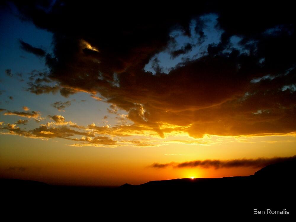 Western Sunset by Ben Romalis