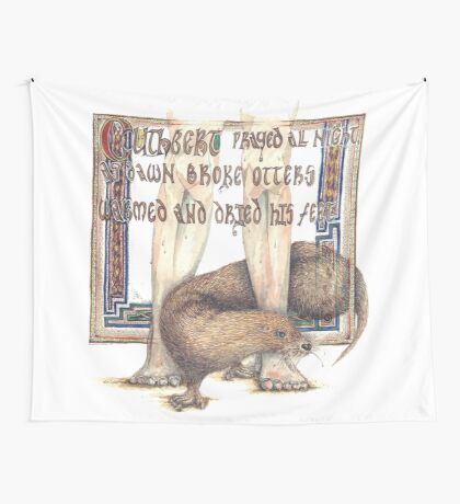St. Cuthbert and the Otter Wall Tapestry