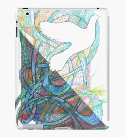 Darkness into Light iPad Case/Skin